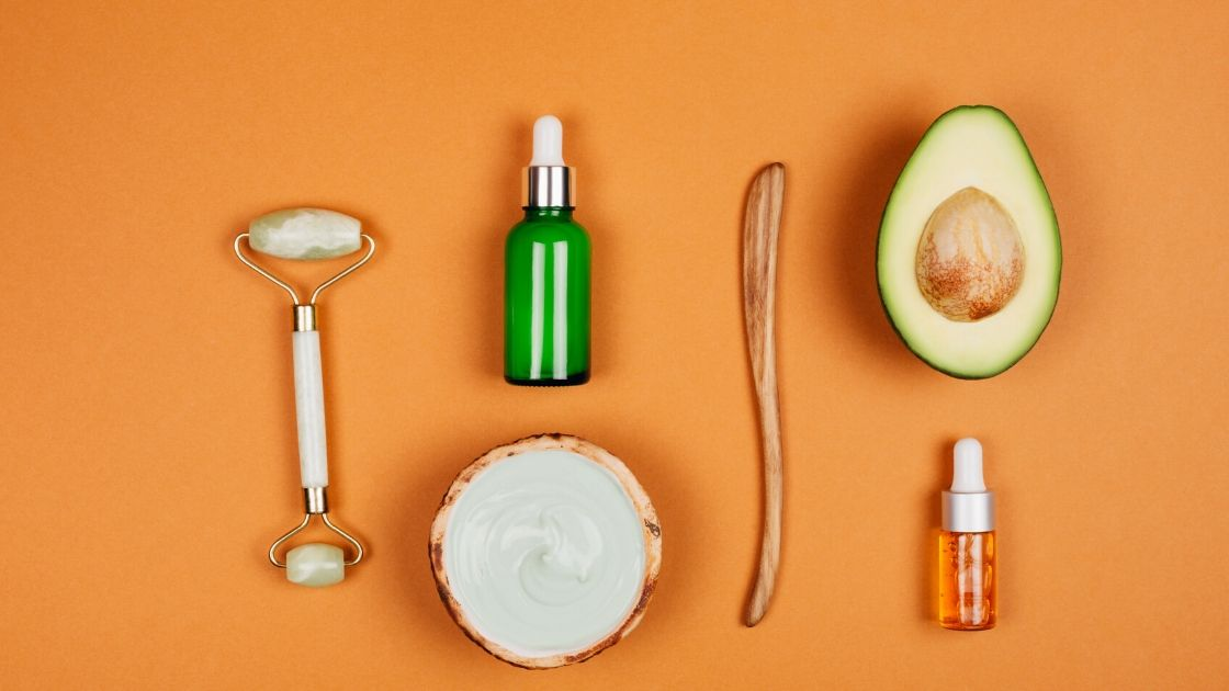 Argon oil skin care
